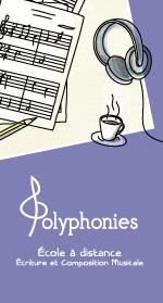 Polyphonies, école à distance d'écriture et de composition musicale